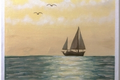Sail Boat 2019-12-21