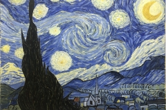 Merry Christmas and Happy Starry Night